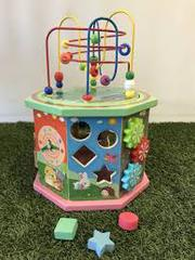 Bead Octagon   Fun Learning Toy for Kids   Jenjo Games - Australia