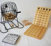 Wooden Bingo   Best Family Game   Jenjo Games - Australia