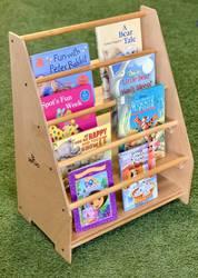 Bookshelf | Made of top quality Dake Wood | Jenjo Games - Australia
