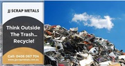 Scrap Metal Recycling in Melbourne at Competitive Prices
