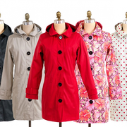 Shop for Trendy Ladies' Raincoats in Australia