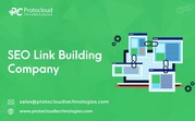 SEO Link Building Services Company - Protocloud