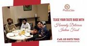 Best Indian Restaurant in Lygon Street Carlton