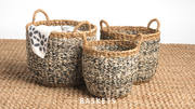 Buy Handmade Storage Baskets Online at wholesale in Australia