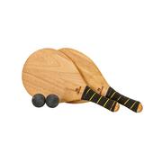 Wooden Frescobol Set