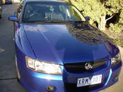 2005 Late Holden Commodore Sv6 ,  Low Kms ,  Quick Sale